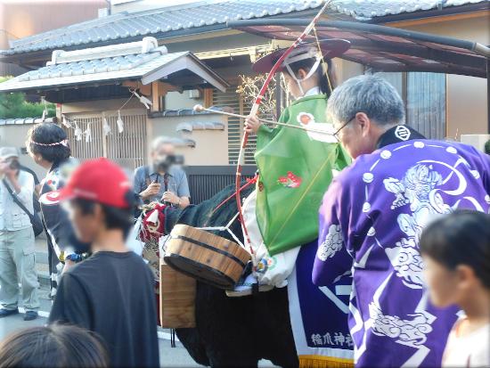 穂蓼八幡神社 5