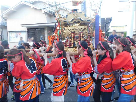 穂蓼八幡神社 9