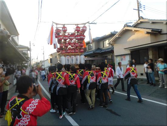 穂蓼八幡神社 7