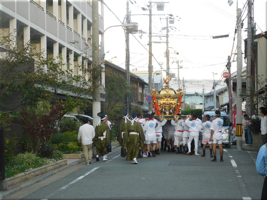 穂蓼八幡神社 6