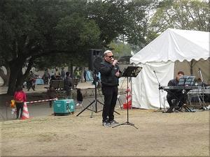 明石公園 冬の味覚市 16