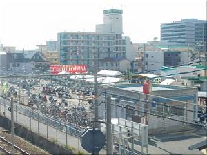 JR「西明石駅」 1