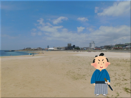 大蔵海岸 3