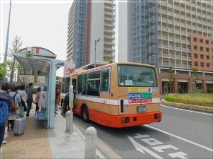 たこバス「JR大久保駅南口」乗り場