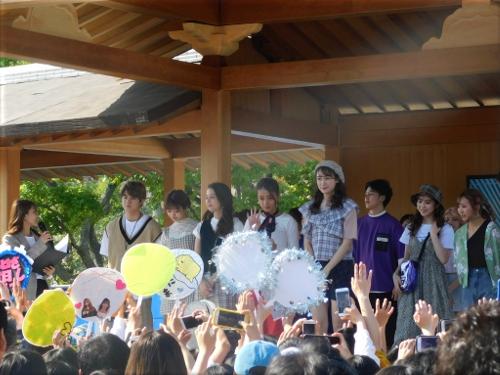 Girls Meeting AKASHI-JYO 400 6