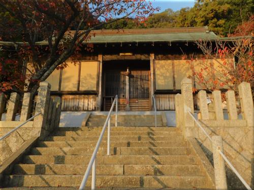 金ヶ崎神社 2