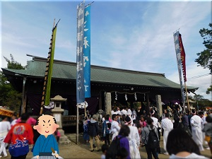御厨神社 秋祭り 2