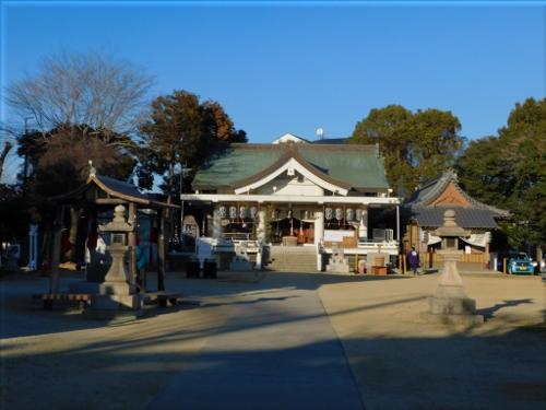 鳥羽八幡神社 5