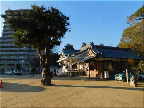 鳥羽八幡神社 7
