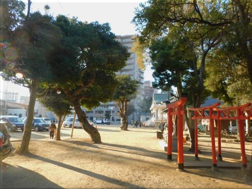 鳥羽八幡神社 8