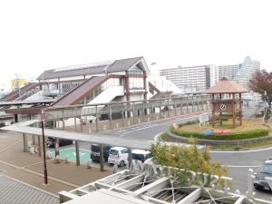 JR土山駅と周辺 1