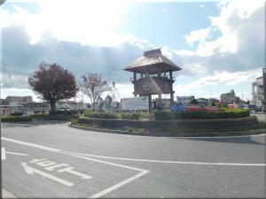 JR土山駅と周辺 2