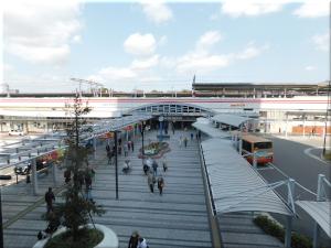 明石駅周辺の風景 1
