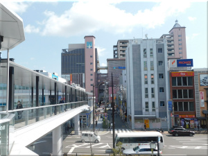 明石駅周辺の風景 7