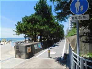 林崎・松江海水浴場 8