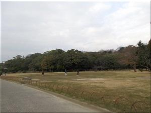 明石公園・東芝生広場
