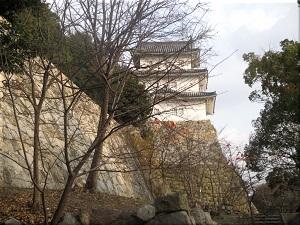 明石城 坤櫓(ひつじさるやぐら)