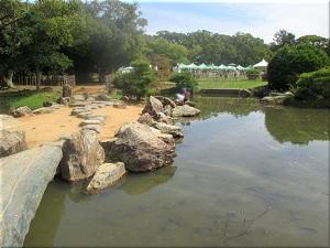 明石公園 武蔵の庭園