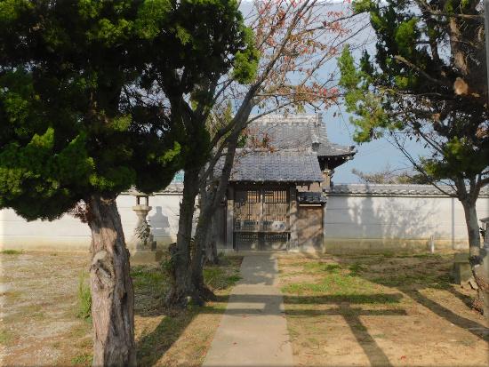 清水新田の宗賢神社 3
