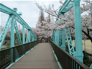 小久保こ線橋 1