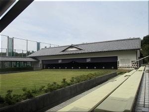 兵庫県立弓道場