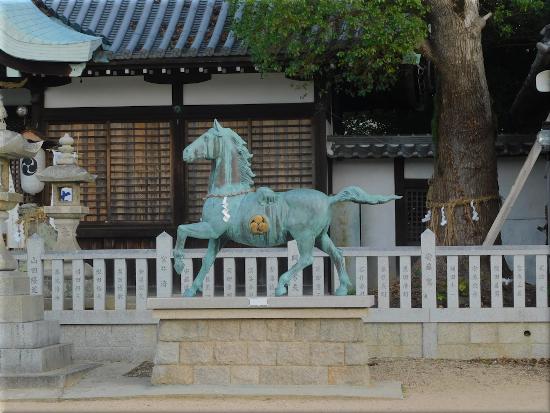 住吉神社(大久保町) 3