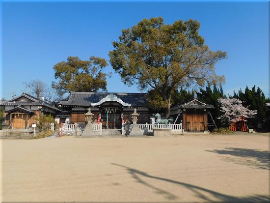 住吉神社(大久保町) 2