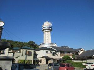 明石市立天文科学館です