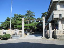明石 岩屋神社にやってきました
