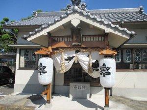 若宮神社 社殿
