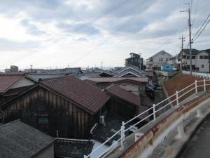 江井ヶ嶋の風景
