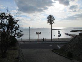 江井ヶ島港
