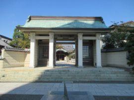 柿本神社 山門