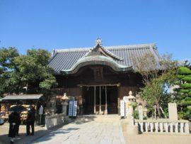 柿本神社 本殿