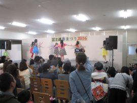 富士通明石工場春祭りのイエナ1