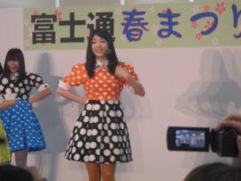 富士通明石工場春祭りのイエナ3