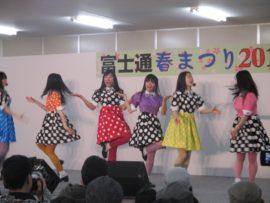 富士通明石工場春祭りのイエナ10