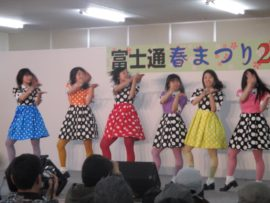 富士通明石工場春祭りのイエナ11
