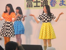 富士通明石工場春祭りのイエナ6