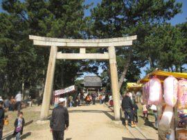 住吉神社 秋祭り1