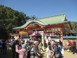 住吉神社 秋祭り3