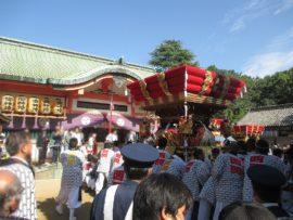 住吉神社 秋祭り4