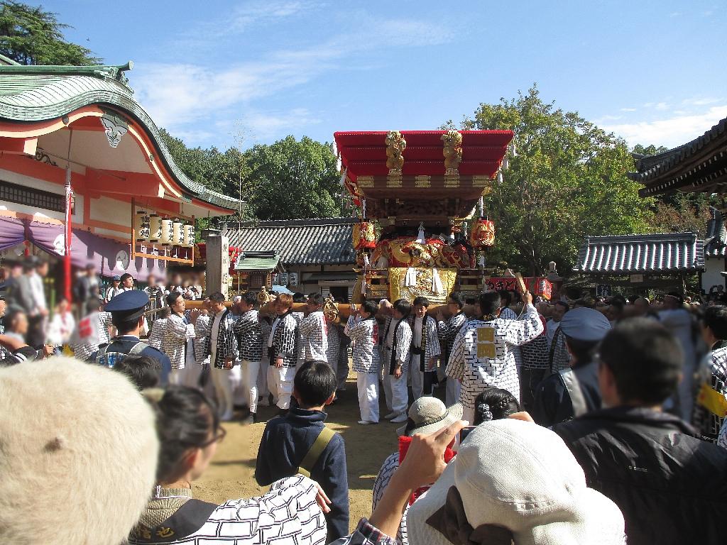 住吉神社 秋祭り5