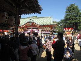 住吉神社 秋祭り7