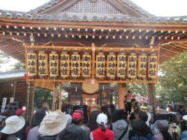 住吉神社 秋祭り8