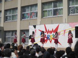 明石高専祭のイエナ 1