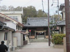 稲爪神社 楼門