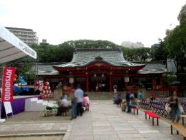 生田神社 大海夏祭 6
