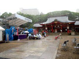 生田神社 大海夏祭 7