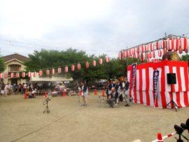 明石 王子夏祭り盆踊り大会 2